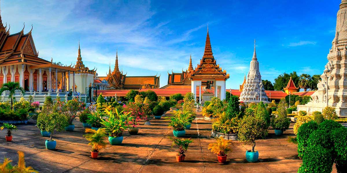 Vietnam – Laos – Kambodsja