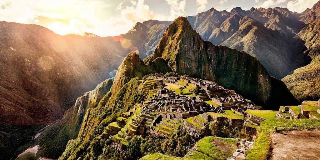 Eventyrlige Peru